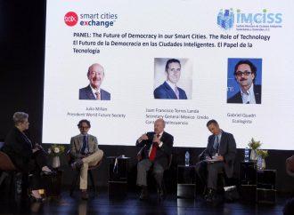 Educación y Democracia, fundamentales para poder construir Ciudades Inteligentes y Sostenibles