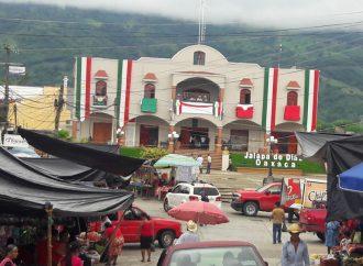 Detienen al edil de Jalapa de Díaz en Oaxaca