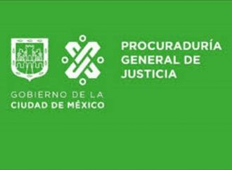 Inaugura PGJCDMX Especialidad en el Sistema Penal Acusatorio en una Institución Educativa