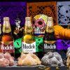 Cerveza Modelo lanza un pan de muerto con Panadería Lecaroz