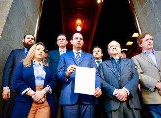 Presenta PAN ante la SCJN Acción de Inconstitucionalidad contra la Ley Bonilla