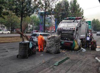 CNDH advierte desigualdad en sistema de recolección de basura