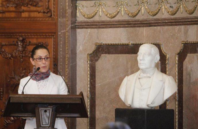 Celebra Sheinbaum visión de estadista de AMLO ante refriega en Culiacán