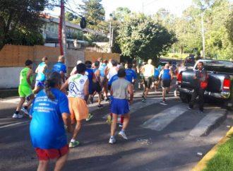 Realizan la Carrera del Venado en Cuajimalpa