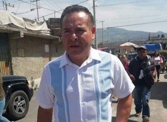Atacan a tiros a presidente municipal de Chalco