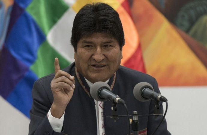Evo Morales convoca a nuevas elecciones en Bolivia