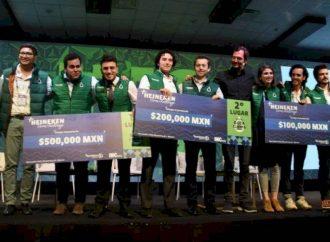 Heineken premia a jóvenes con proyectos para el cuidado del agua