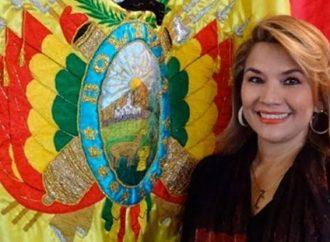 Jeanine Áñez, podría ser quien asumiría la presidencia de Bolivia