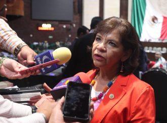 Advierte Lidia García que votar nuevamente su reserva a la Ley de Instituciones de Crédito, violentaría reglamento de Cámara de Diputados