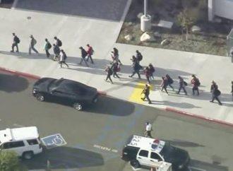 Tiroteo en secundaria de California deja al menos seis heridos y un muerto