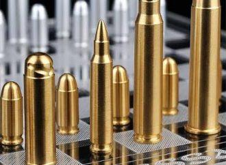 Alista gobierno compra masiva de armas y balas; gastarán 228.9 mdp