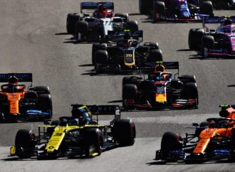 F1 se pone ecofriendly