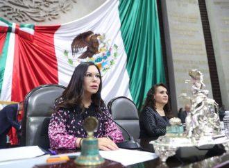 Necesario salvaguardar libertad de manifestación, pero también trabajos legislativos: Laura Rojas