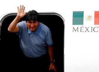 Demanda PAN informes sobre gastos de Evo Morales