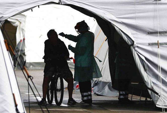 Repuntan casos diarios de coronavirus en Alemania
