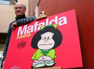 Murió Joaquín Salvador Lavado 'Quino', el padre de Mafalda