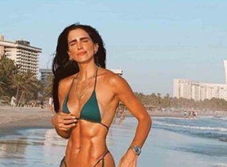 Bárbara de Regil toma con humor las comparaciones con Tarzán