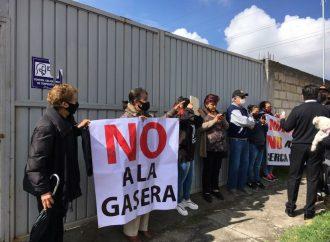 Vecinos anti gaseras reciben amenzas de muerte