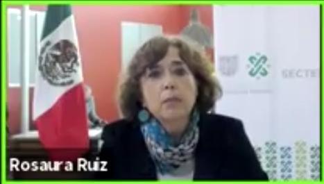Apertura de escuelas hasta semáforo verde, anuncia la secretaria de Educación CDMX
