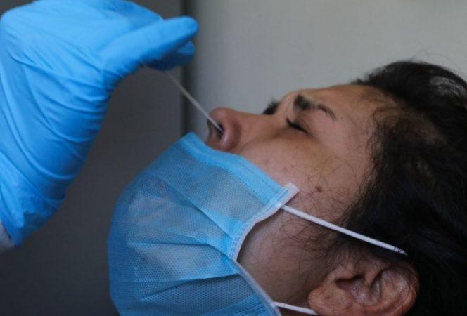 Bajan hospitalizaciones por covid-19 en la CDMX