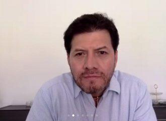 Por faltista, Víctor Hugo Lobo queda fuera de Comisión en el Congreso CDMX