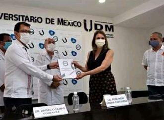 Reconocen a la Red de Municipios por la Salud Región X Soconusco