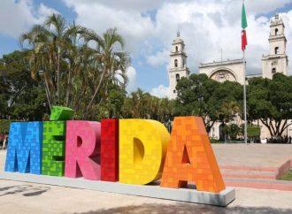 Mérida; ciudad segura y mejor para vivir en el mundo; gracias al buen gobierno del Alcalde Renan Barrera y al gobernador Mauricio Vila