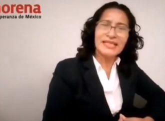 Diputada soborna a Ministerio Público, pero dice que no es corrupta