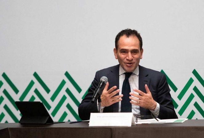Herrera presidirá junta de gobernadores del BM y FMI
