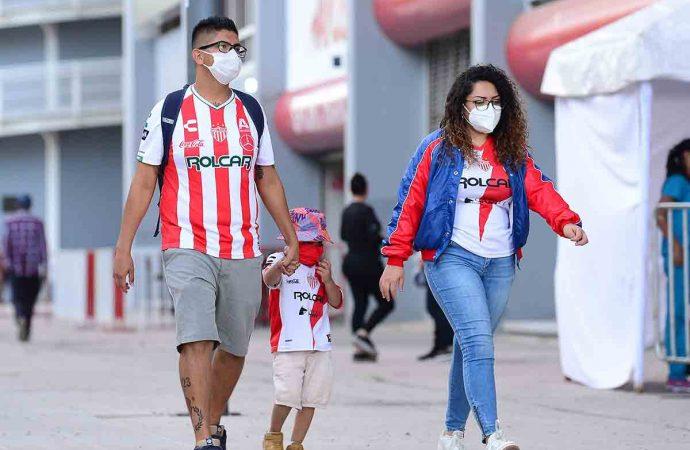 Así fue el regreso de la afición a los estadios de la Liga MX