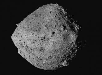 Sonda 'Osiris-Rex' de la NASA aterriza sobre el asteroide Bennu