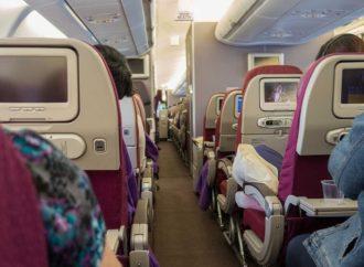 Mujer muere en pleno vuelo; tenía covid y problemas para respirar