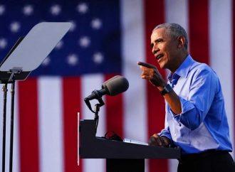 'Trump es incapaz de tomarse en serio su rol de presidente', afirma Obama