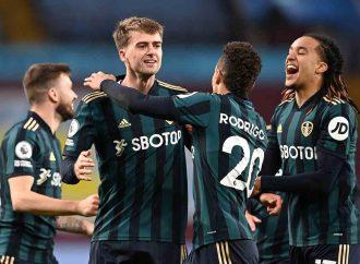 Leeds de Bielsa escala al tercer lugar en la Premier