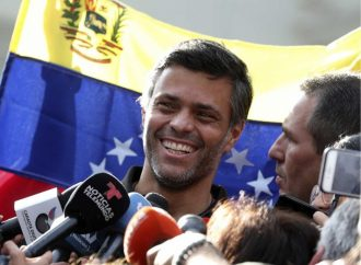 Reportan que opositor Leopoldo López huyó de Venezuela