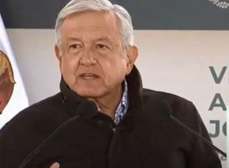 'A mí no me paga Repsol…': López Obrador a congresistas de EU