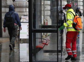 Reino Unido supera un millón de casos de covid-19