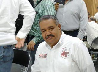 Hay unidad en Morena y es momento de demostrarla: Diputado Julio Carranza