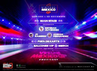 Este año la F1ESTA se vivirá de manera diferente en el Virtual MexicoGP