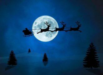 Italia 'da permiso' a Santa Claus para Navidad; debe usar cubrebocas