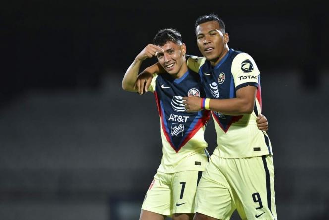 América reporta a dos jugadores positivos de covid-19