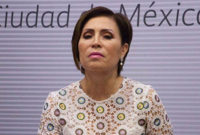 Rosario Robles solicitará ser testigo colaborador de la FGR