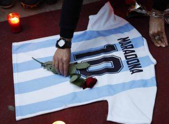 'Diego es el barrio', 'Murió el futbol'…, las frases a Maradona