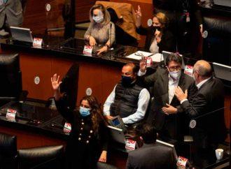 Aprueban Reforma al Poder Judicial en Comisiones del Senado