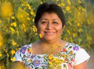 Indígena maya gana el 'Premio Nobel' del medioambiente