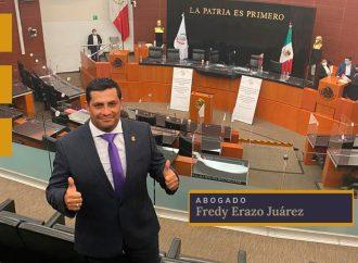 Desmiente Abogado Fredy Erazo señalamientos de vínculos con narcotraficante