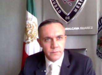 Adrián Rubalcava presume que Cuajimalpa es la Alcaldía más segura de la capital