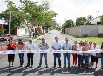 Logra Renán Barrera inversión histórica para obra pública en Mérida