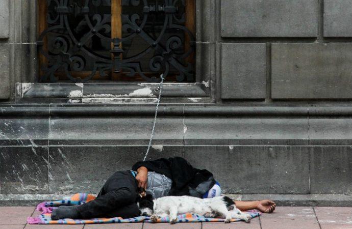 Las personas en situación de calle, las más olvidadas durante la pandemia