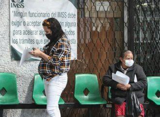 Aumentan embarazos en CDMX durante la pandemia